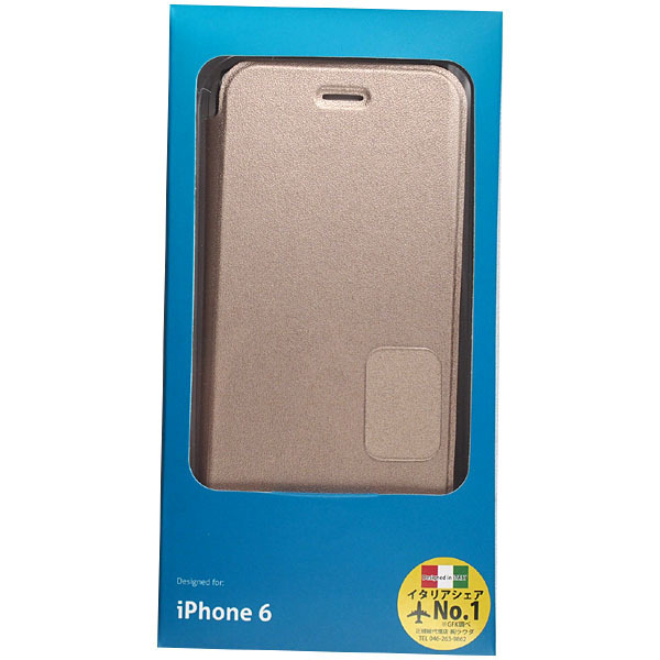 CLEARBOOKIPH647H [iPhone 6/6s 4.7インチ ケース]