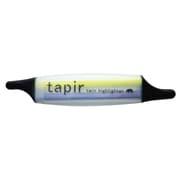 492-160 [tapir(テイパー) ツインハイライター 2色蛍光マーカー イエロー/パープル]