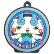 妖怪ウォッチ08 キーカバー コマさんラウンド柄 [キャラクターグッズ]