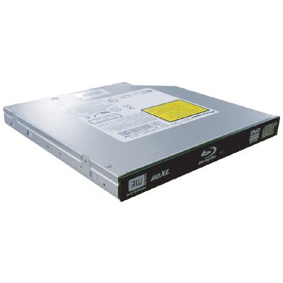 BDR-TD05X/WS [Windows8.1対応 BD-R 6倍速書込み 12.7mm SATA接続 内蔵型(ドロワ方式) バルク BDXL対応 BD/DVD/CDライター ブラック ソフト付]