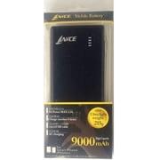 HLAU-900MMC-BK [モバイルバッテリー AC9000mAh ブラック]