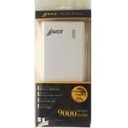 HLAU-900MMC-WH [モバイルバッテリー AC9000mAh ホワイト]
