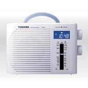 TY-BR30F-W [防水クロックラジオ ワイドFM対応 ホワイト]