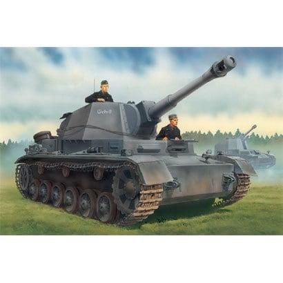 DR6475 [1/35スケール WW.II ドイツ軍 IV号b型 10.5cm自走榴弾砲]