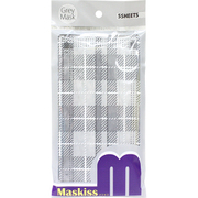 M20 [Maskiss ブラックマスク チェック]