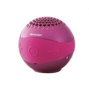 WS-BL1-P [ワイヤレススピーカシステム サウンドボール ピンク]