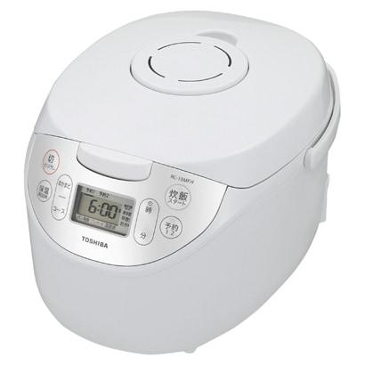 RC-10MFH(W) [マイコン炊飯器 5.5合炊き ホワイト]