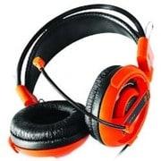 EHS013OG HEADSET オレンジ [ゲーミングヘッドセット]
