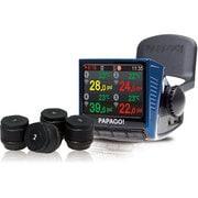 P3BL+TPMS700 [無線タイヤ空気圧モニタリングシステム+ドライブレコーダー ブルー]