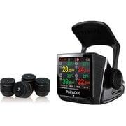 P3BK+TPMS700 [無線タイヤ空気圧モニタリングシステム+ドライブレコーダー ブラック]