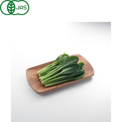 有機農法で作った小松菜と旬の野菜の詰め合わせ [茨城県産 有機小松菜3,480円セット]