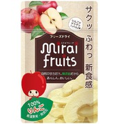 ミライフルーツ りんご [乾燥果実]