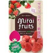 ミライフルーツ いちご [乾燥果実]