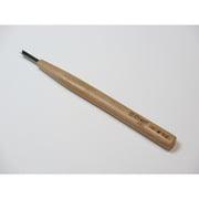 ハイス彫刻刀 三角 4.5mm [柄の長さ180mm]