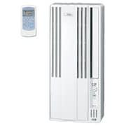 CW-A1615(WS) [ウインドエアコン 冷房専用タイプ 50Hz:4~6畳/60Hz:4.5~7畳 シェルホワイト]