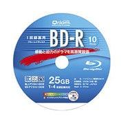 BD-R10SP [ブルーレイディスク 4倍速 25GB 10枚入り]