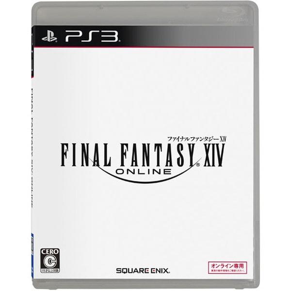 ファイナルファンタジーXIV オンライン [PS3ソフト]