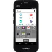 FARM01005 ARROWS M01 ブラック [Android 4.4搭載 SIMフリースマートフォン LTE対応]