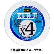 HARDCORE X4 300m 2.5号