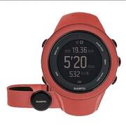 SS021469000 [Ambit3 Sport HR(アンビット3スポーツ HR) 充電式 GPS機能 心拍ベルト付き コーラル 正規輸入品]