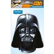 パーティマスク Darth Vader Star Wars Mask [STAR WARS(スター・ウォーズ) ダース ベイダー]