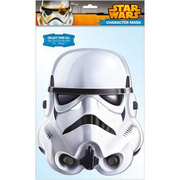 パーティマスク Stormtrooper Star Wars Mask [STAR WARS(スター・ウォーズ) ストーム トルーパー]