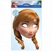 パーティマスク Frozen Face Mask Anna [アナと雪の女王 アナ]