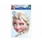 パーティマスク Frozen Face Mask Elsa [アナと雪の女王 エルサ]