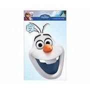 パーティマスク Frozen Face Mask Olaf [アナと雪の女王 オラフ]