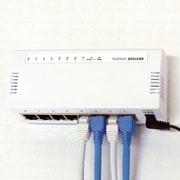 ETG-ESH08W2MB [1000BASE-T対応 8ポートスイッチングハブ 省電力モデル マグネット付 ホワイト]