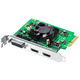 BMD Intensity Pro 4K [HDMI/YUV/Sビデオ/NTSC/PALデバイス対応 SD/HD/Ultra HDキャプチャー]