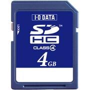 BSD-4G4A [SDHCメモリーカード Class4 4GB]