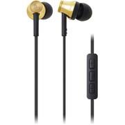 ATH-CK330i GD [iPod/iPhone/iPad専用インナーイヤーヘッドホン ゴールド]