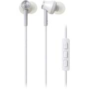 ATH-CK330i WH [iPod/iPhone/iPad専用インナーイヤーヘッドホン ホワイト]