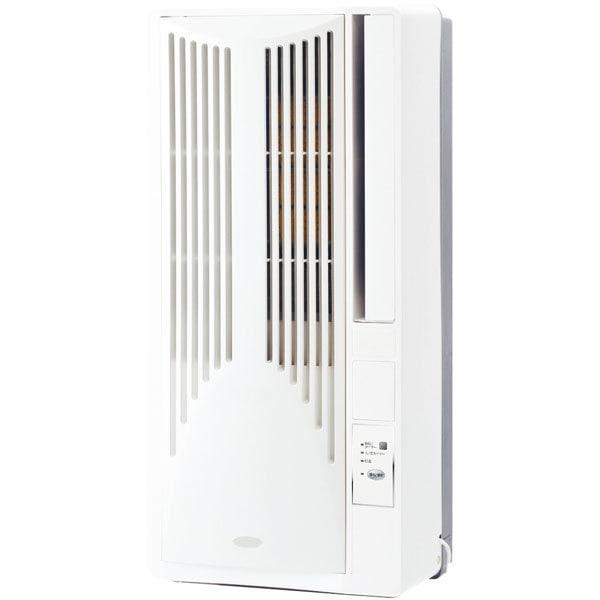 KAW1951W [ウインドエアコン 冷房除湿専用タイプ 50Hz:4.5~7畳/60Hz:5~8畳]