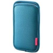 PDA-SPC15BL [マルチスマートフォンケース 5.5インチ用 ブルー]
