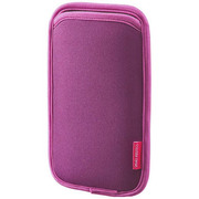 PDA-SPC15P [マルチスマートフォンケース 5.5インチ用 ピンク]