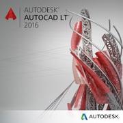 AutoCAD LT 2016 SLM NEW [CADソフト]