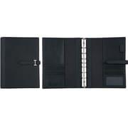 62618 [手帳 カラー ノブレッサII バインダー クラシックサイズ オープンタイプ ブラック]