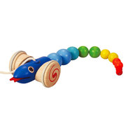 5109 [木製玩具 スネーク 12ヶ月~]