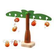 5349 [木製玩具 おさるのバランスゲーム 3歳~]