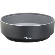 UNX-5367 [メタルフード 72mm ブラック]
