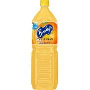 バヤリースオレンジ PET 1.5L×8本 [果実果汁飲料]