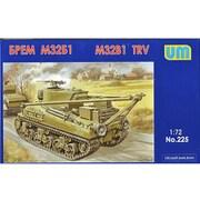 UU72225 [M32B1戦車回収車 2019年12月再生産]