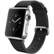 MJ312J/A [Apple Watch 38mm ステンレススチールケース/ブラッククラシックバックル]
