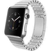 Apple Watch 42mmステンレスケースとリンクブレスレット