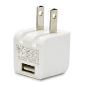 CUBEAC110WH [USB充電器 cube AC mini 1A ホワイト]