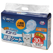 P-TIH-30M [猫用 1週間取替えいらず猫トイレ専用脱臭シート 30枚]