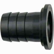 カップリング竹の子(D黒) 32×25 [ホース接続用]