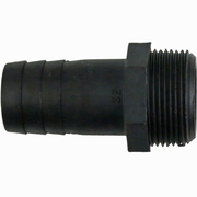 竹の子 オネジ付き 32mm NGナイロン [ホース接続用]